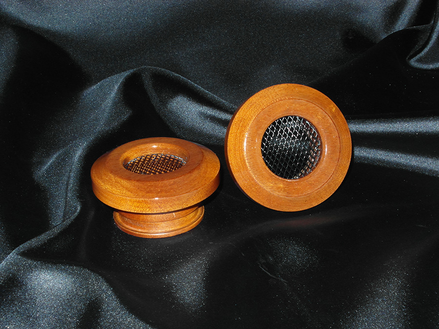 grado wood cup headphones
